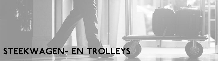 Steekwagens en trolleys