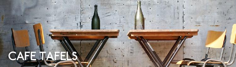 Cafe tafels