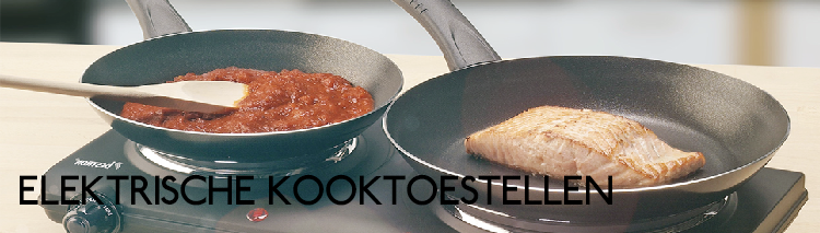 Elektrische kooktoestellen