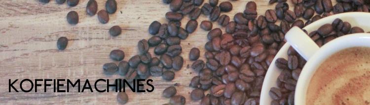 Koffiemachines en waterkokers