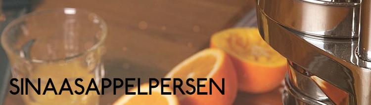 Sinaasappelpersen