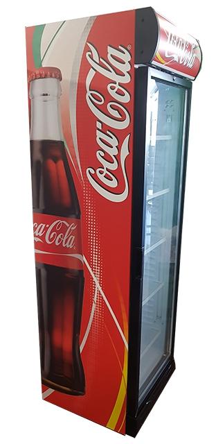 Verwonderend Coca cola koelkast 382L | Hoge koelcapaciteit | Horeca J&P YK-56