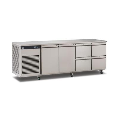 Foster EcoPro G2 koelwerkbank met 2 deuren en 4 lades