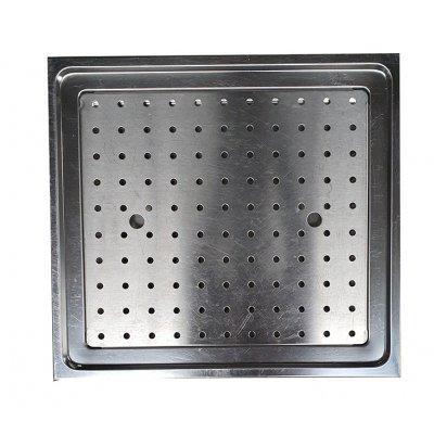 Occasion - Glazenblad 50x55 cm