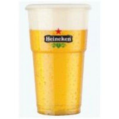 Bierbekers Heineken