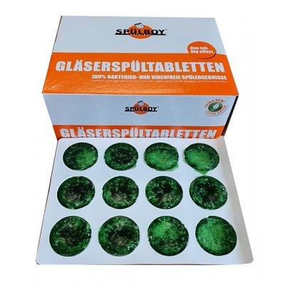 Glazenspoeltabletten 48 tabletten
