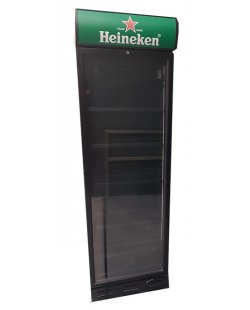 showroommodel: Heineken koeling zwart