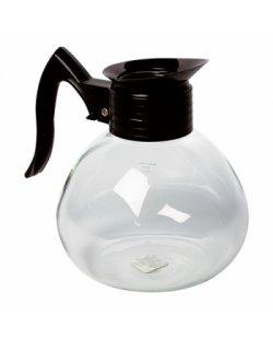 Glazen koffiekan