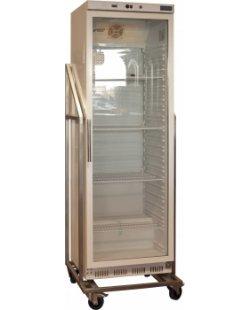 RVS evenementen koelkast in frame 400L