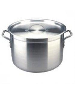 Aluminium kookpan middelhoog budget