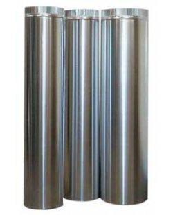 Aluminium pijp, rond