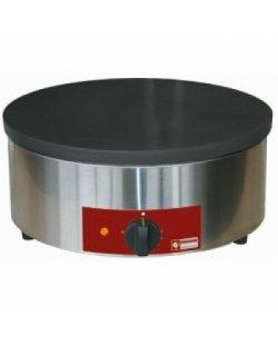 Diamond gas pannenkoekplaat met hoog rendement Ø 400 mm