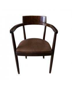 Occasion - Caféstoel met armleuning
