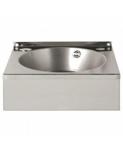 Magazijn opruiming - RVS Handwasbak