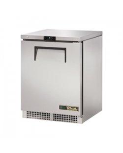 True tafelmodel koeling RVS 147ltr