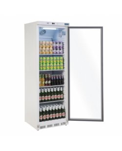 Polar display vriezer 400L