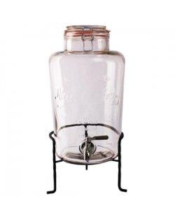 Retro waterdispenser met standaard