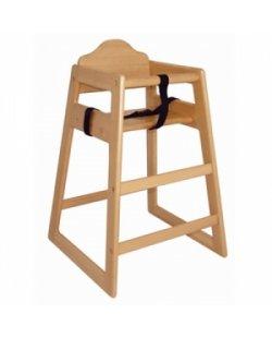 Kinderstoel beuken