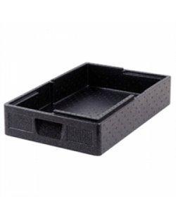 Thermobox Salto kleur zwart