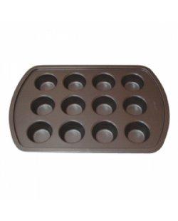 Patisserievorm 12 muffins