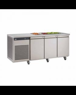 Foster EcoPro G2 1/3 koelwerkbank met saladette-optie