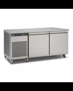 Foster EcoPro G2 2/2 koelwerkbank 2-deurs