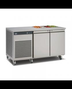 Foster EcoPro G2 2/2 koelwerkbank met saladette-optie