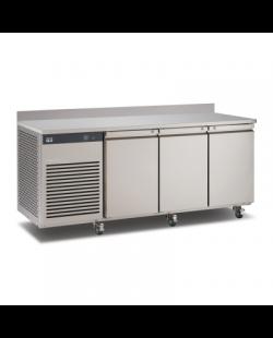 Foster EcoPro G2 2/3 koelwerkbank met 100 mm spatrand 3-deurs