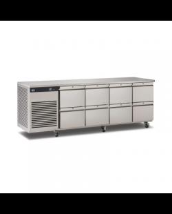 Foster EcoPro G2 koelwerkbank met 8 lades