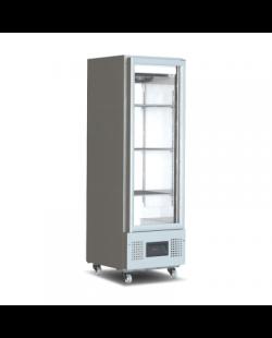 Foster koelkast Slimline 400 liter glasdeur