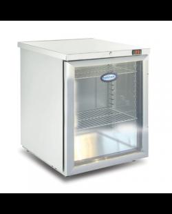 Foster onderbouw koelkast 200 liter glasdeur