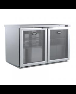 Foster onderbouw koelkast 360 liter glasdeur