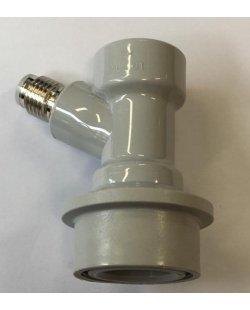 Ball-lock koppeling CO2 voor soda-keg