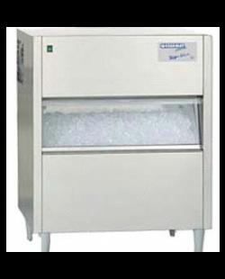 Gamko Wessamat luchtgekoelde ijsblokjesmachine 126 kg/ 24 uur