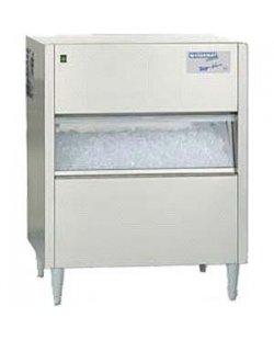 Gamko Wessamat watergekoelde ijsblokjesmachine 126 kg/ 24 uur