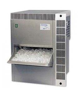 Gamko Wessamat luchtgekoelde ijsblokjesmachine 35 kg/ 24 uur geschikt voor inbouw