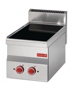 Gastro-M elektrische keramische kookplaat 600 lijn