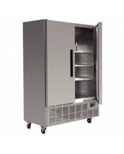 Polar slimline RVS koelkast 960 liter