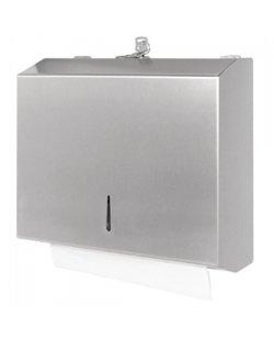 Jantex gepolijste RVS handdoek dispenser