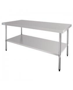 Vogue RVS werktafel