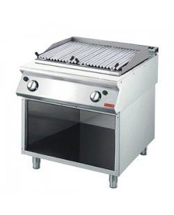 GastroM Lavasteen grill 700 lijn