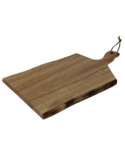 Olympia Acacia plank golvende rand