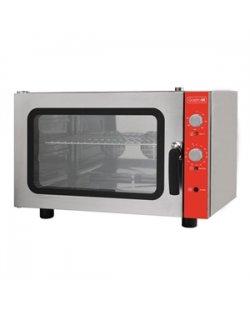 GastroM convectie oven 4x600x400 met bevochtiger 400V