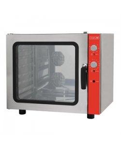 GastroM convectie oven 6x600x400 met bevochtiger 400V