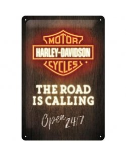 Harley-Davidson 'The road is calling'