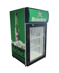 Showroommodel: Heineken 50 liter 1 deurs koelkast