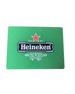 Heineken metalen pubbord