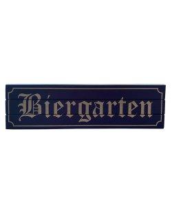 Biergarten pubbord