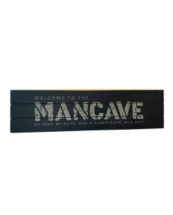 Welcome to the Mancave pubbord