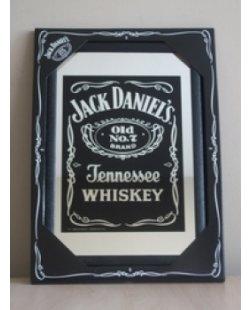 Jack Daniels logo spiegel
